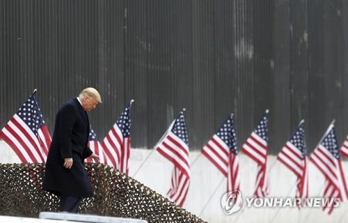 [저무는 트럼프시대] '좌충우돌' 4년…단임에 두번 탄핵소추 불명예 퇴진