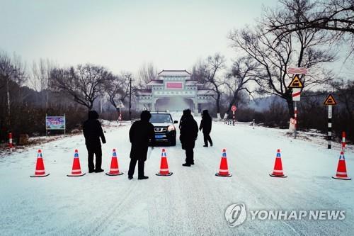 중국 8개월만에 코로나 사망자…스자좡 격리시설 긴급건설(종합)