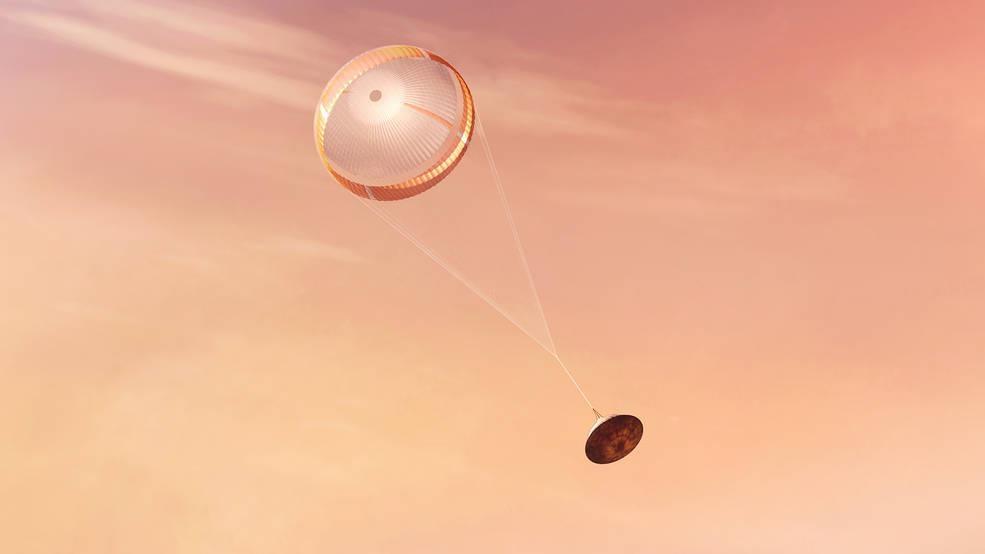 화성 생명흔적 찾나…한달뒤 착륙 로버 퍼서비어런스 임무
