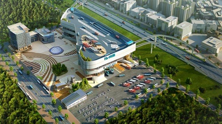 가스공사, 창원·통영에 '융복합 수소충전소' 내년 구축