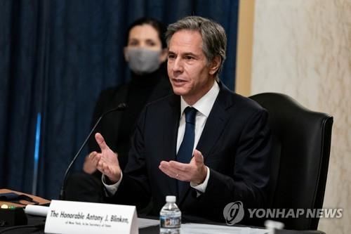 바이든 정부 장관 지명자들 일제히 중국에 강경 메시지