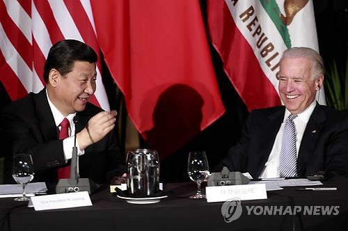 """홍콩매체 """"시진핑, 바이든과 조속한 회담 원해"""""""