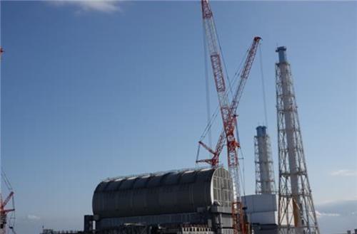 후쿠시마 원전 건물 덮개 안쪽서 '초강력' 방사선 방출