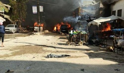 시리아 북부서 차량폭탄 테러…어린이 포함 6명 사망