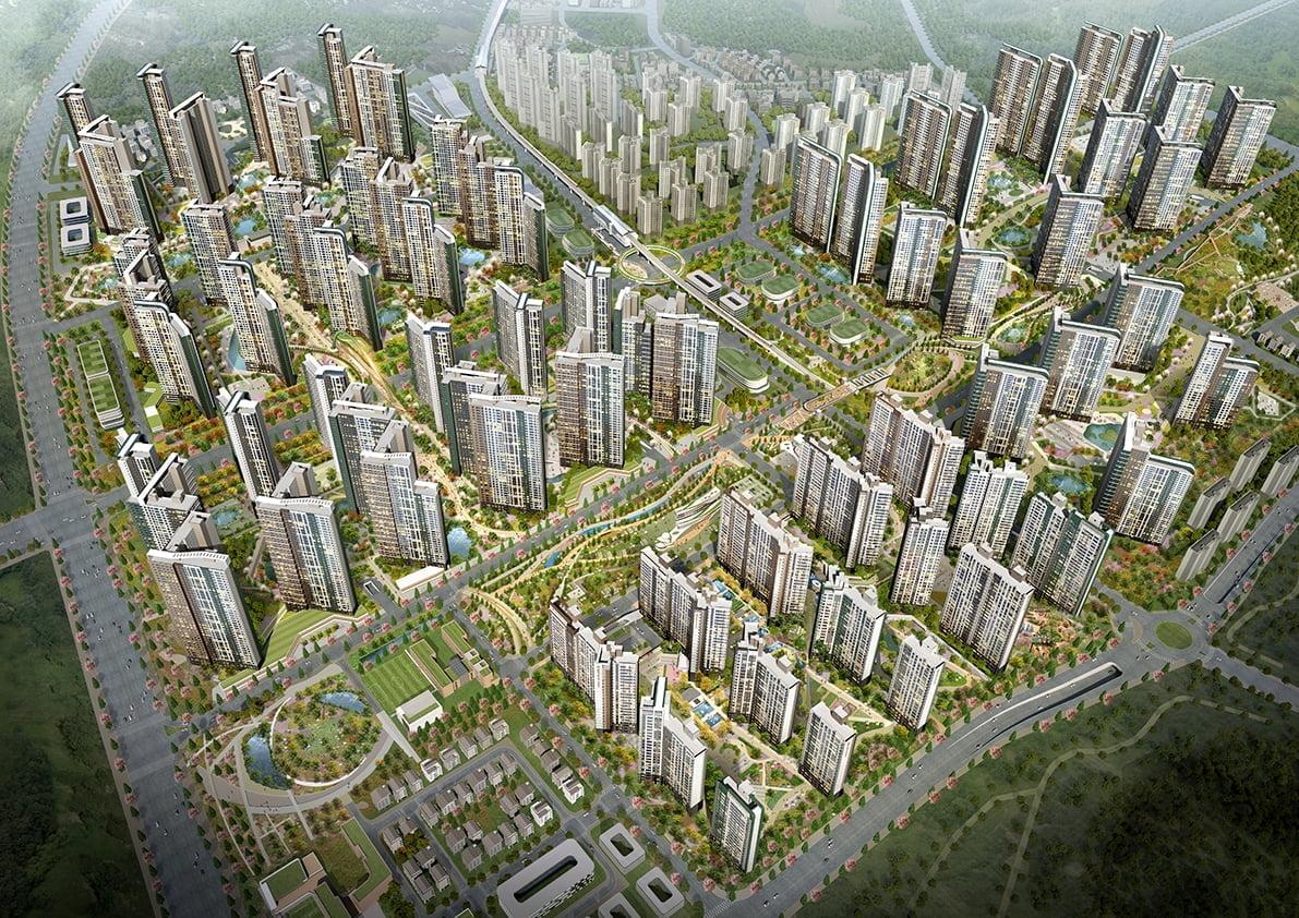 DK도시개발ㆍDK아시아 하나은행과 전략적 금융 주관 업무협약 체결