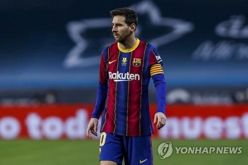 """'뒷머리 가격'Messi Barsa가 처음 떠난다 …""""가장 큰 오점"""""""
