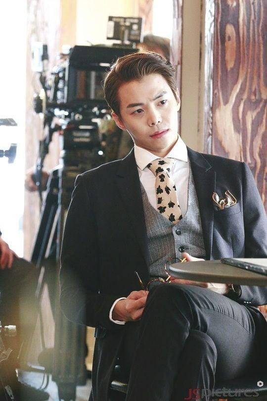 '월계수 양복점 신사들'에서 박은석은 시청자들에게 본격적인 눈도장을 받았다.