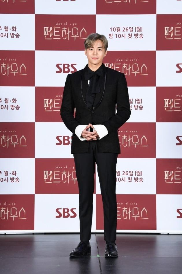 '펜트하우스' 배우 박은석/ 사진=SBS 제공