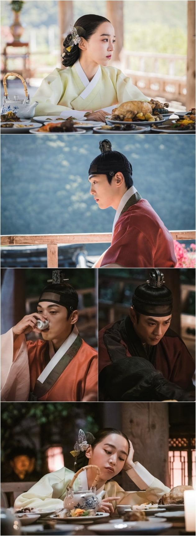 '철인왕후' 신혜선, 김정현, 나인우 /사진=tvN 제공