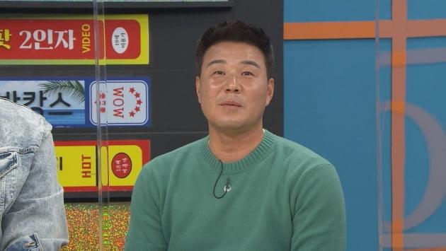 '비디오스타'에 출연한 '테니스 황제' 이형택 /사진=MBC에브리원