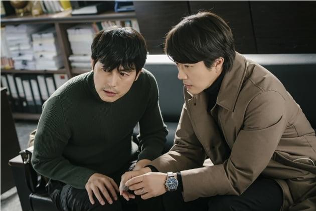 '날아라 개천용' 정우성/사진=SBS 금토드라마 '날아라 개천용' 영상 캡처