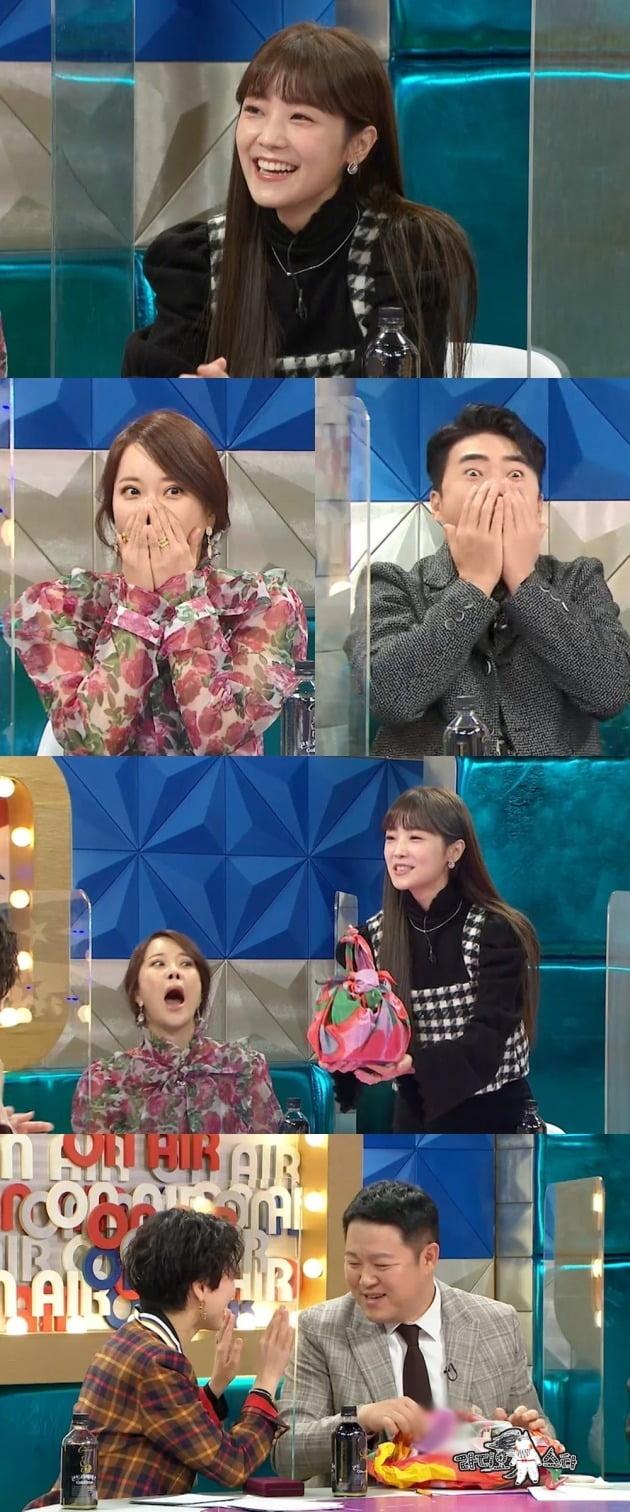 '라디오스타'에 가수 백지영, 크레용팝 출신 소율, 방송인 김새롬, 경제 유튜버 슈카가 출연한다. / 사진제공=MBC
