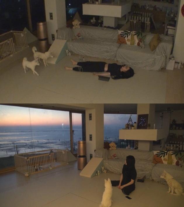 '어쩌개'에서 티파니 영이 독특한 아침 루틴을 공개한다. / 사진제공=SBS