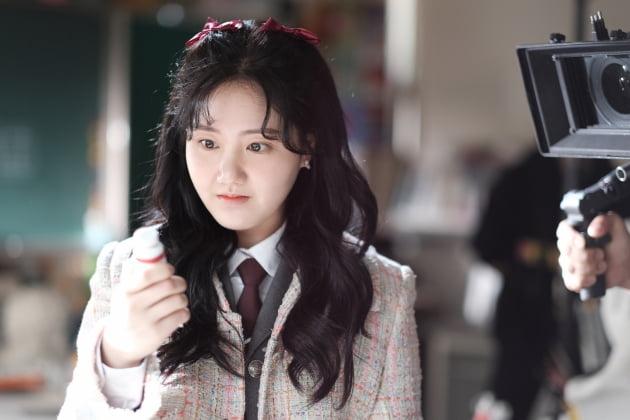'펜트하우스' 속 진지희/ 사진=SBS, 씨제스 제공