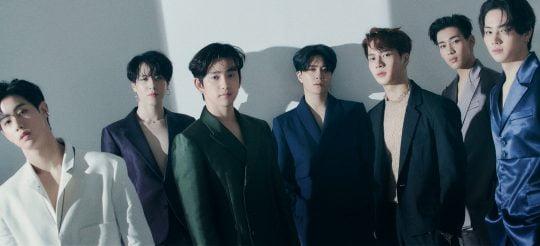 그룹 갓세븐 / 사진제공=JYP엔터테인먼트