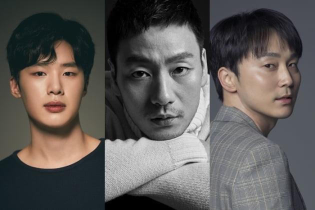 김동희, 박해수, 서현우/사진=각 소속사 제공