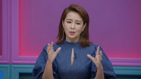 '언니한텐 말해도 돼' 김원희가 남편과의 권태기 극복 방법에 대해 밝힌다. / 사진제공=SBS플러스