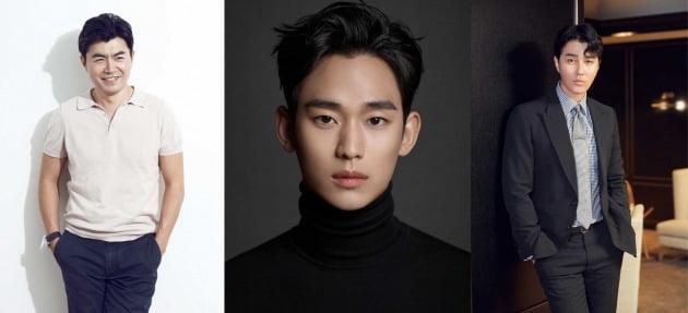 '그날 밤'으로 뭉치는 이명우 감독(왼쪽부터), 배우 김수현, 차승원 / 사진제공=더스튜디오엠