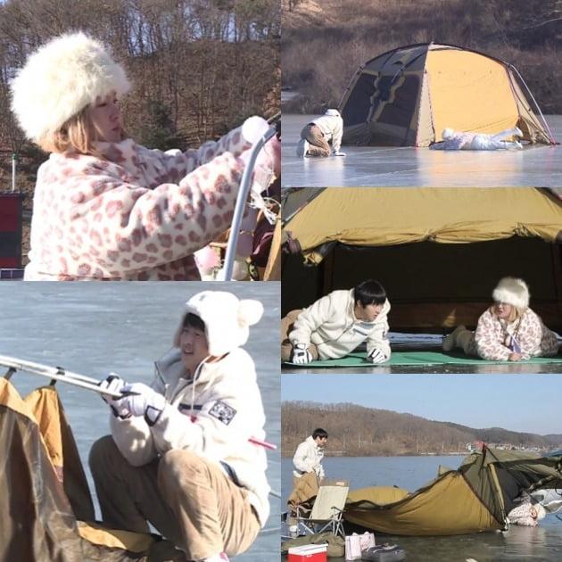 '나 혼자 산다' 박나래-기안84가 겨울 여행을 즐긴다. / 사진제공=MBC