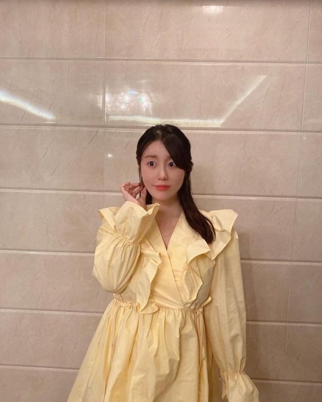 가수 나비 / 사진=나비 인스타그램 캡처