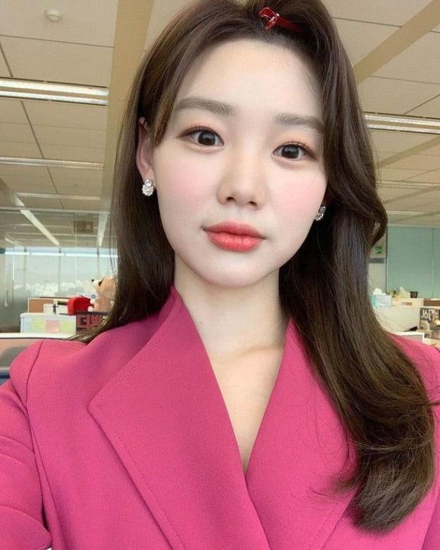 김수민 SBS 아나운서 / 사진=김수민 아나운서 인스타그램