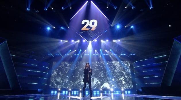 '싱어게인' 29호 가수./사진제공=JTBC