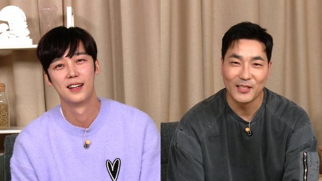 '옥문아들'에 출연한 배우 윤종훈(왼쪽), 하도권/ 사진=KBS2 제공