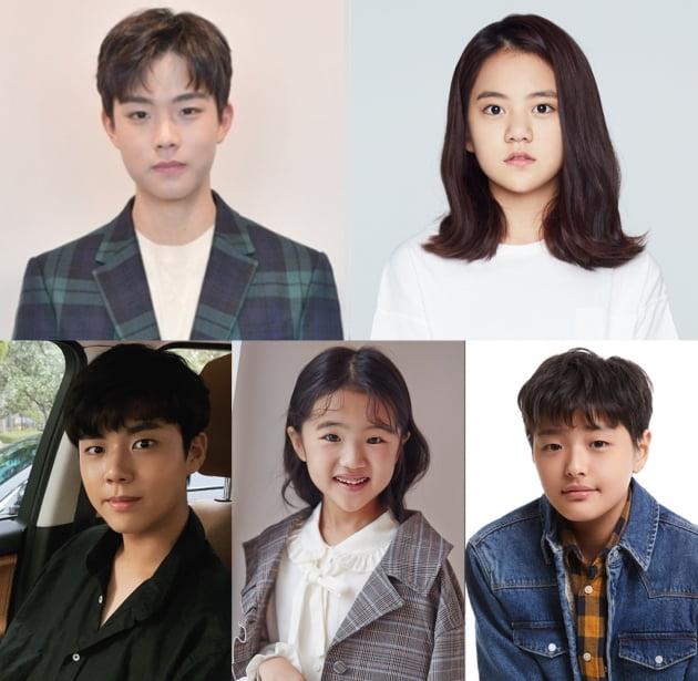 '달이 뜨는 강' 아역 배우 라인업/ 사진=KBS2 제공