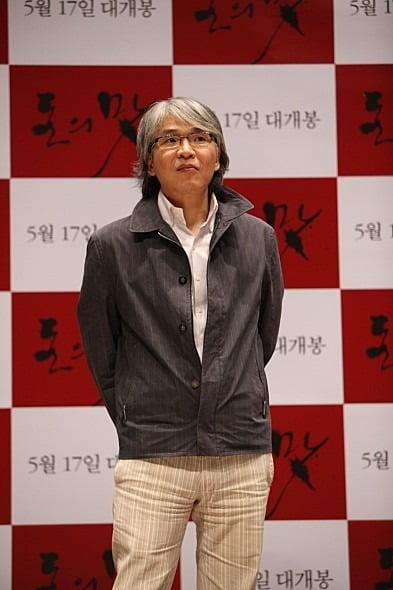 임상수 감독 / 사진제공=시너지 , 롯데엔터테인먼트