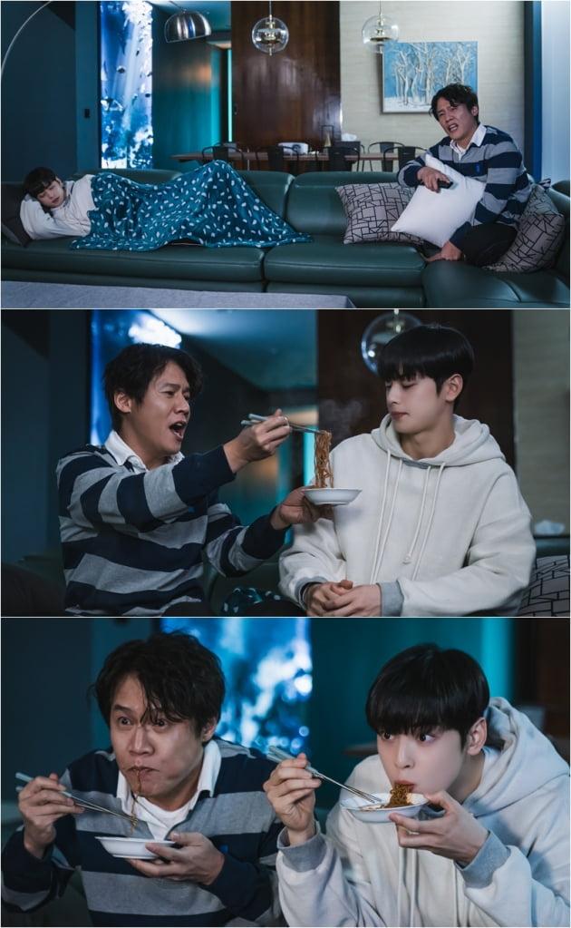 '여신강림' 9회 스틸컷/ 사진=tvN 제공