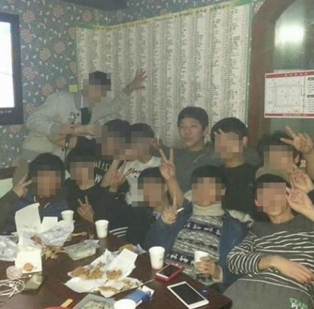 /사진=양홍원 인스타그램