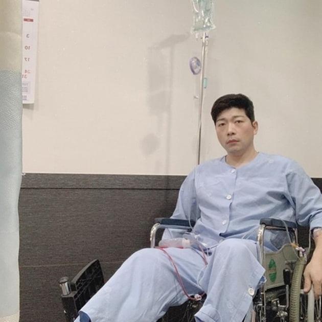 김재롱(김재욱)./ 사진=인스타그램