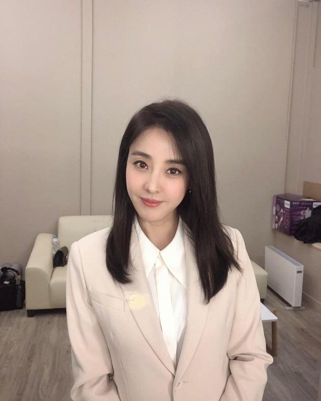 배우 박은혜 / 사진=박은혜 인스타그램