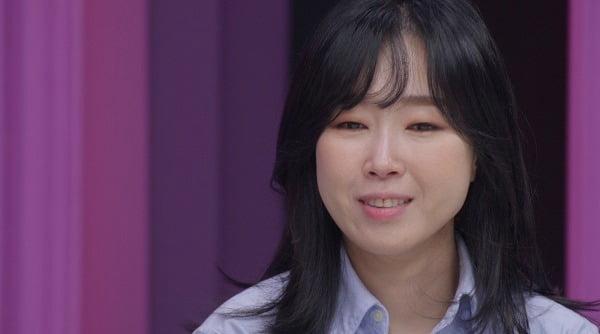 '언니한텐 말해도돼'에 출연한 유수진/ 사진=SBS플러스 제공