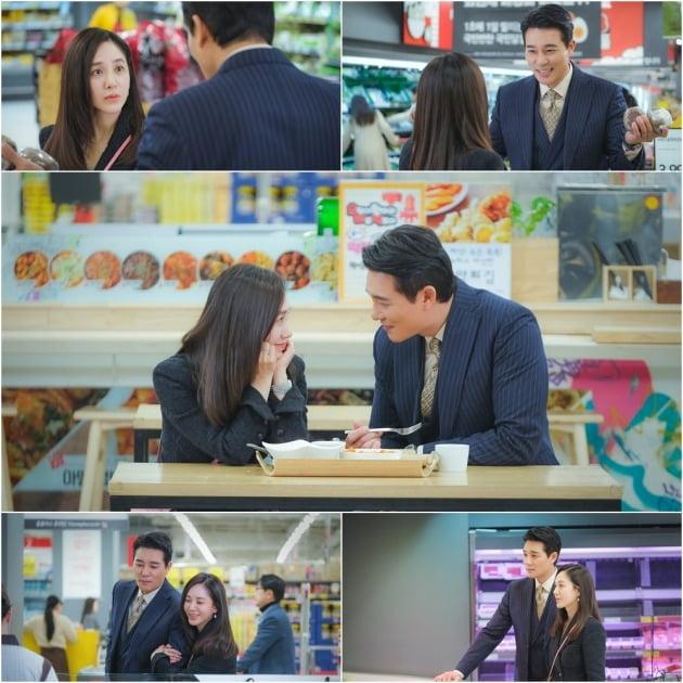 '결혼작사 이혼작곡' 이태곤-박주미가 부부로 등장한다. / 사진제공=TV조선
