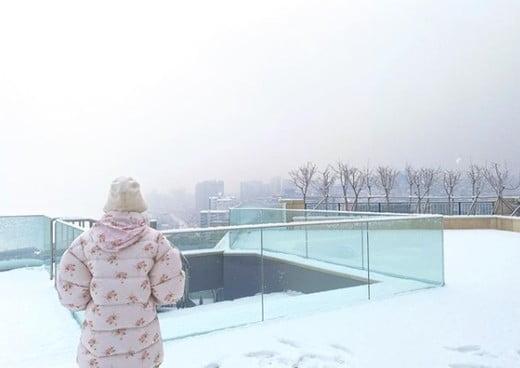 /사진 = 민효린 인스타그램