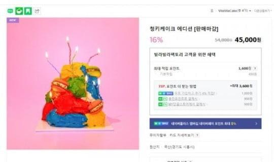 '솔비 케이크' 뭐길래…표절 논란→해명→심경 고백까지