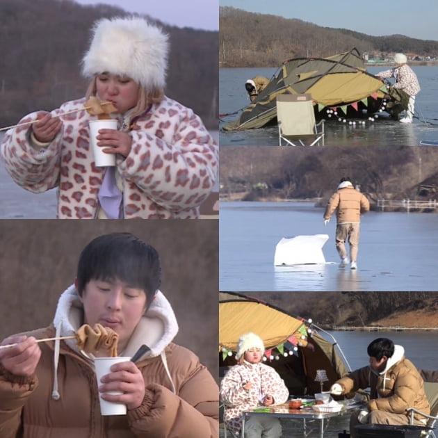 '나혼자산다' 박나래 기안84 /사진=MBC