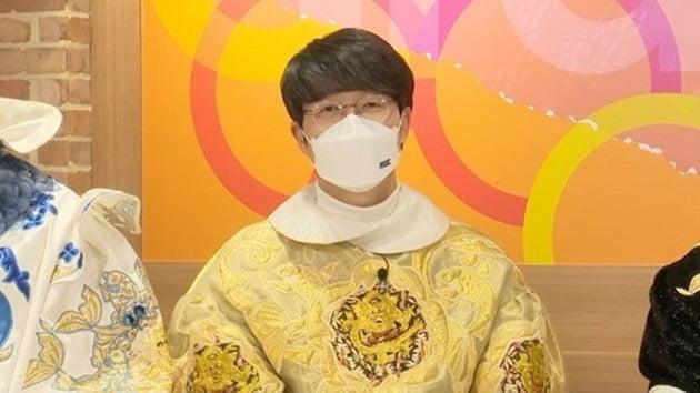 사진=MBC '볼빨간 신선놀음' 성시경.