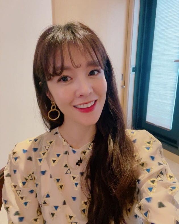 배우 김성은 / 사진=김성은 인스타그램
