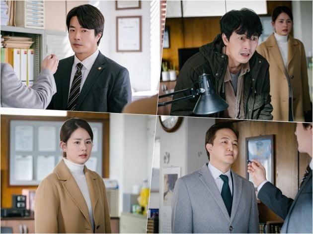 '날아라 개천용' 권상우가 정우성, 김주현과 대립한다. / 사진제공=스튜디오앤뉴