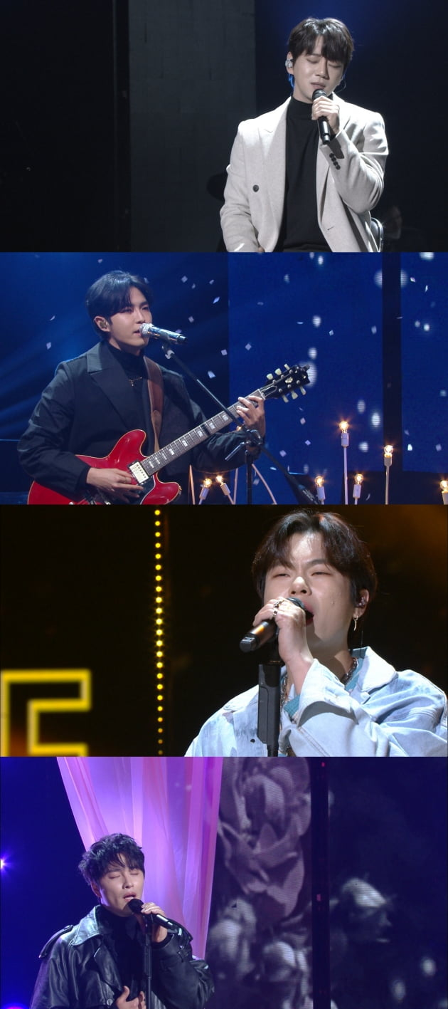 '불후의 명곡' 故 김현식 편 출연진/ 사진=KBS2 제공