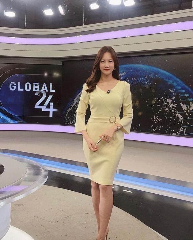 KBS 퇴사 후 한의대 입시 계획을 밝힌 김지원 아나운서. / 사진=김지원 아나운서 인스타그램