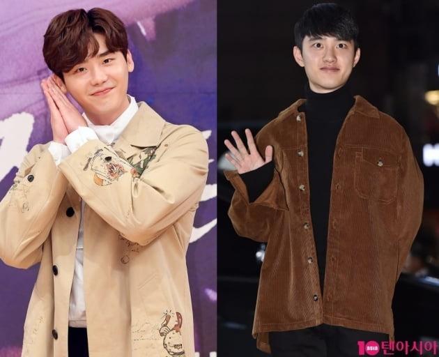 배우 이종석(왼쪽)-도경수./ 사진=텐아시아DB