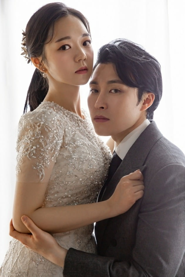 배우 한이진 웨딩화보 / 사진제공=에이픽엔터테인먼트