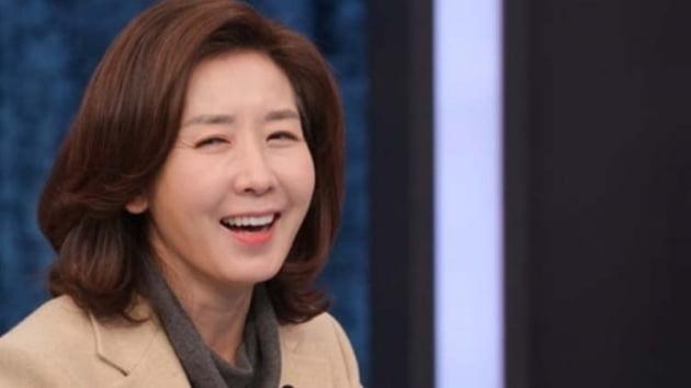 """나경원 """"예능 한 번 출연한 거 가지고…"""""""
