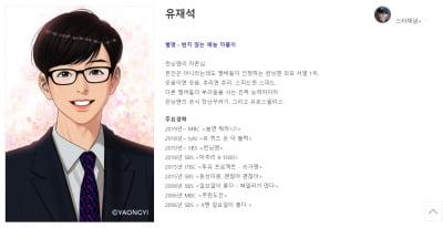 만화 찢고 나온 유재석→김종국=김찌찌