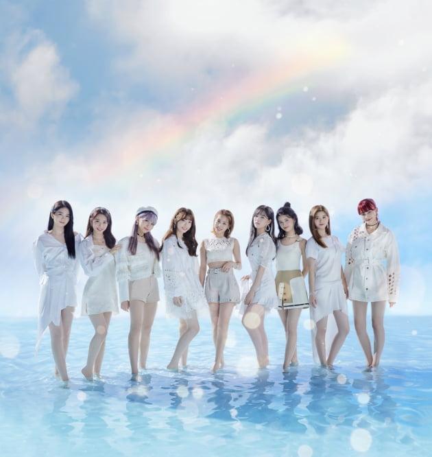 그룹 NiziU(니쥬) / 사진제공=JYP엔터테인먼트