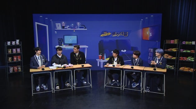 '아는 형님-훈수대통' 스틸 /사진제공=JTBC