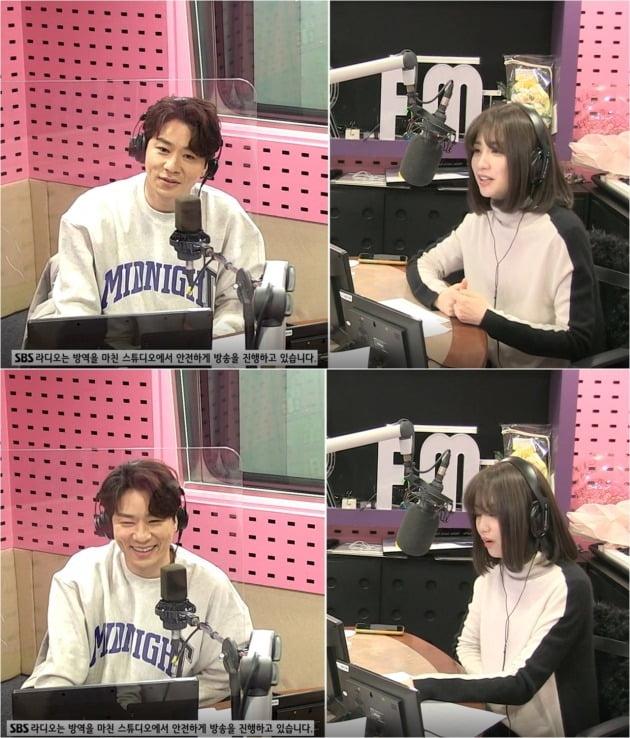 사진=SBS 파워FM '씨네타운' 정상훈.